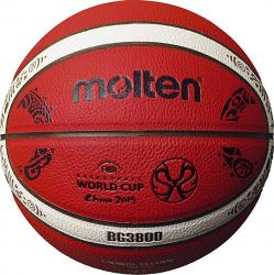 Molten FIBA 2019 World Cup Replica  Composite Game Ball