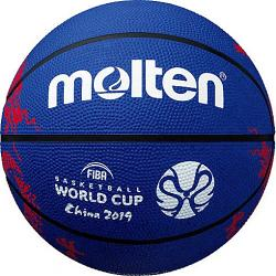Molten FIBA 2019 World Cup Rubber Basketball