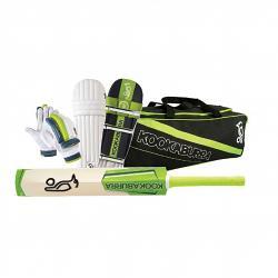 Kookaburra Kahuna Cricket Kit [Size: Youth Right Hand]