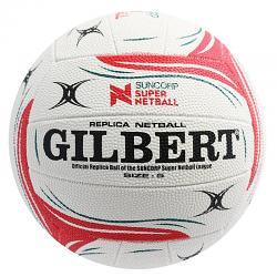 Gilbert Suncorp Super Replica Netball