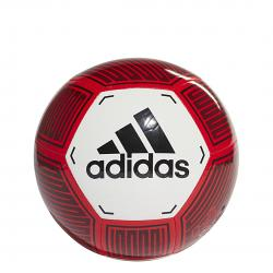 Adidas Starlancer VI White/Red Black Soccer Ball
