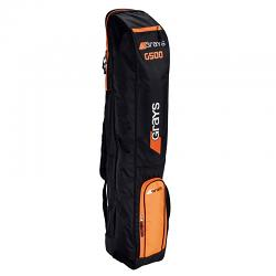 Grays G500 Hockey Stick Bag-Black/Orange