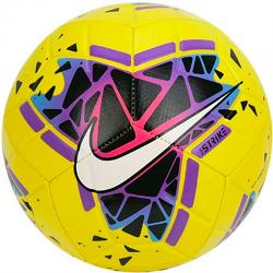 Nike Strike Yellow/Black/Purple Soccer Ball