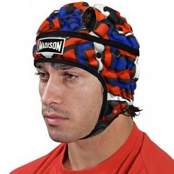 Madison Graffiti Headgear Orange/Black/White