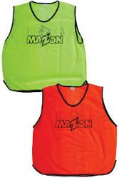 Mazon Training Vests [Colour: Orange] [Size: Junior]