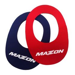 Mazon Visor [Colour: Red]