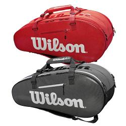 Wilson Super Tour 2 Large 9pk Tennis Bag