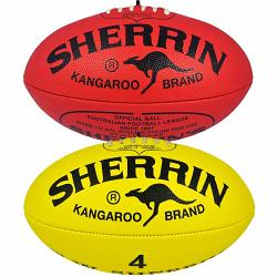 Sherrin KB Replica Aussie Rules Football