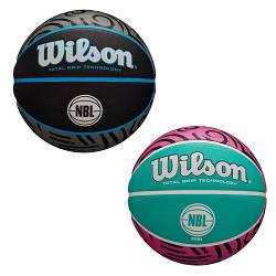 Wilson NBL Graffiti Basketball