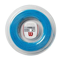 Wilson Synthetic Gut Power Blue 16 Restring