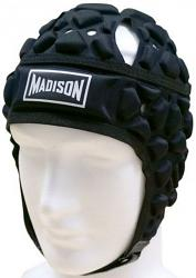 Madison Scorpion Headgear Black