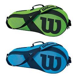 Wilson Match III 3Rkt Tennis Bag