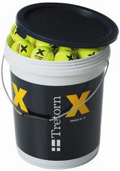 Tretorn Micro X Bucket of Tennis Balls