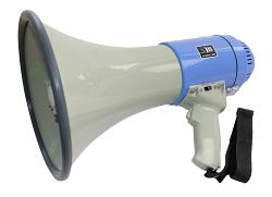 Steeden Megaphone with Siren 25 Watts