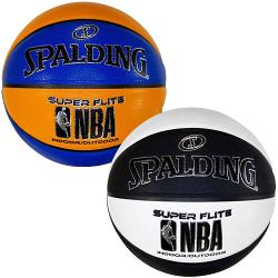 Spalding NBA Super Flite Indoor/Outdoor Basketball