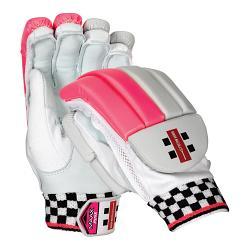 Gray Nicolls Maax Pink Batting Gloves