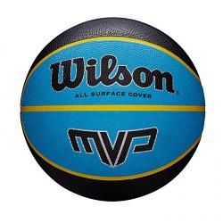 Wilson MVP Blue/Black Basketball Size 7