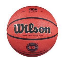 Wilson NBL Solution Basketball Size 7