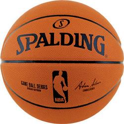 Spalding NBA Game Series Composite Indoor/Outdoor Basketball