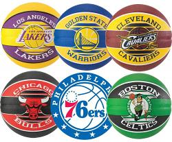 Spalding NBA Team Series Basketball