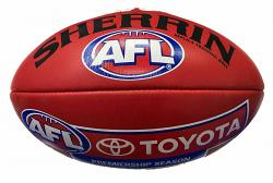 Sherrin Replica AFL Training Ball