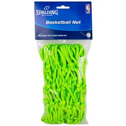 Spalding Basketball Net Neon Green