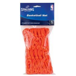 Spalding Basketball Net Neon Orange