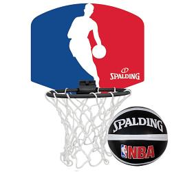 Spalding NBA Mini Backboard Logo Set