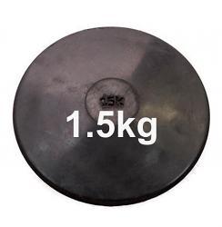 Discus 1.5Kg Rubber 1.5kg