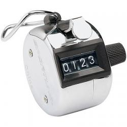 Regent Tally Counter Chrome