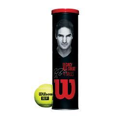 Wilson RF Legacy 4 Tennis Balls