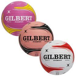 Gilbert Phoenix Training Netball