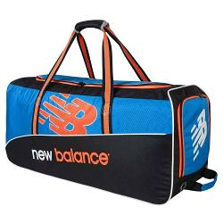 New Balance DC580 Junior Wheelie Cricket Bag