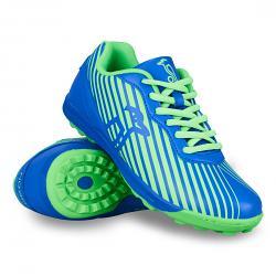 Kookaburra Neon Blue Hockey Shoe