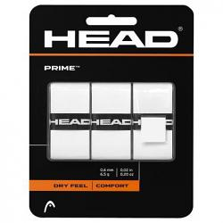 Head Prime Overgrip 3 Pack White