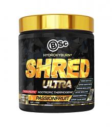 Body Science BSc Hydroxyburn Shred Ultra