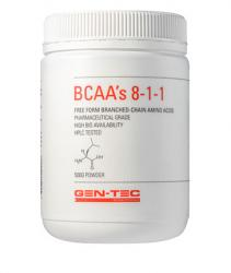 Gen-Tec Nutrition BCAAs