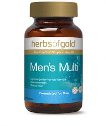 Herbs of Gold Mens Multi