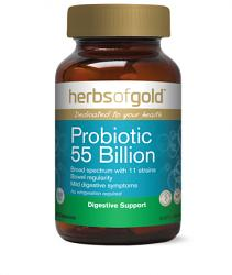 Herbs of Gold Probiotic 55 Billion
