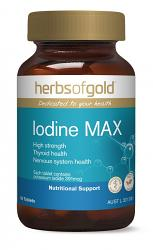 Herbs of Gold Iodine MAX