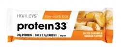 Horleys Protein 33 Low Carb Bar
