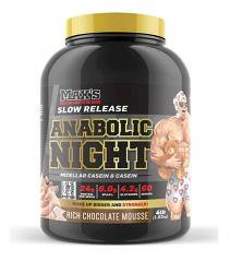 Maxs Anabolic Night