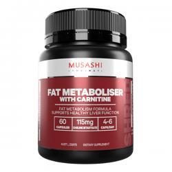 Musashi Fat Mobiliser + Carnitine