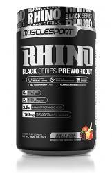 Musclesport Rhino Black Series Preworkout