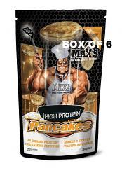 Maxs High Protein Pancakes