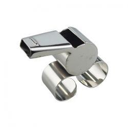 Madison Fingergrip Metal Whistle