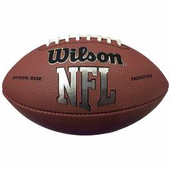 Wilson MVP Official Tackified Composite Grid Iron Ball