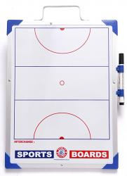 Whiteboards Netball Magnetic Sports Board