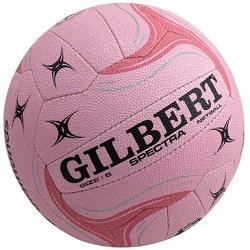 Gilbert Spectra T500 Pink Netball