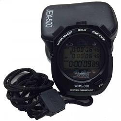 WOS Multi-Purpose Sports Timer Stopwatch 500